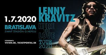 LENNY KRAVITZ: HERE TO LOVE TOUR 2020