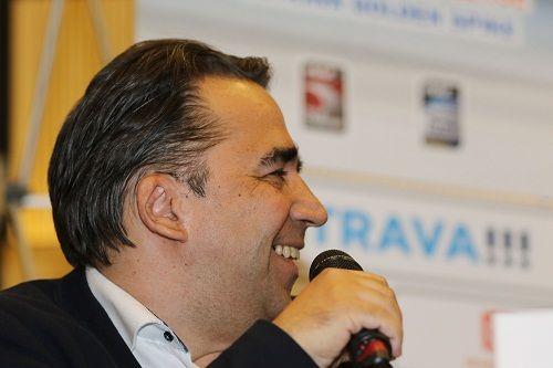 Športový komentátor Alfonz Juck