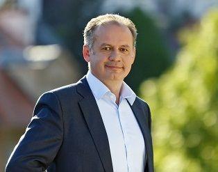 Andrej Kiska - kandidát na prezidenta